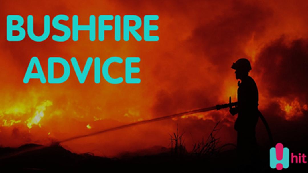 Article heading image for UPDATE: Ballandean Bushfire