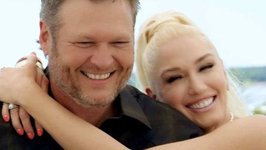 Article heading image for Hughesy, Ed & Erin Ask Gwen Stefani To Address Rumours Of A Secret Marriage