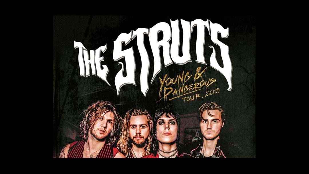 Article heading image for The Struts Announce Australian Headline Tour