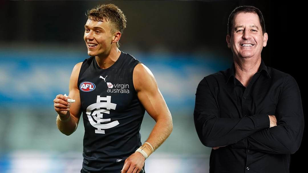 Article heading image for Ross Lyon On What Carlton Need To Make The Leap Into The Finals