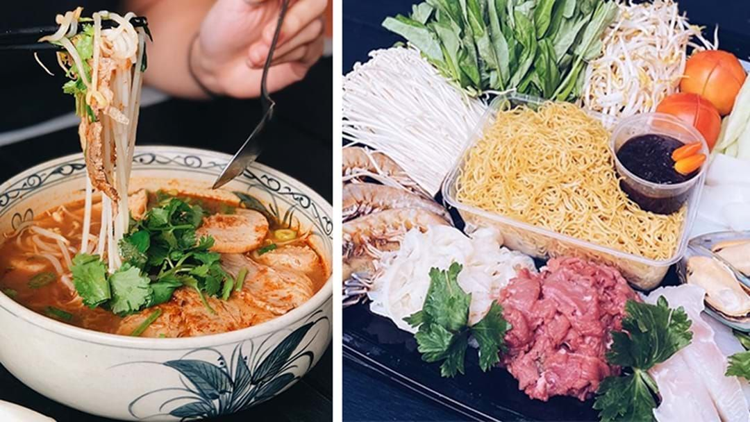 Article heading image for PSA: Now You Can Have This Massive DIY Hot Pot Experience Delivered To Your Door