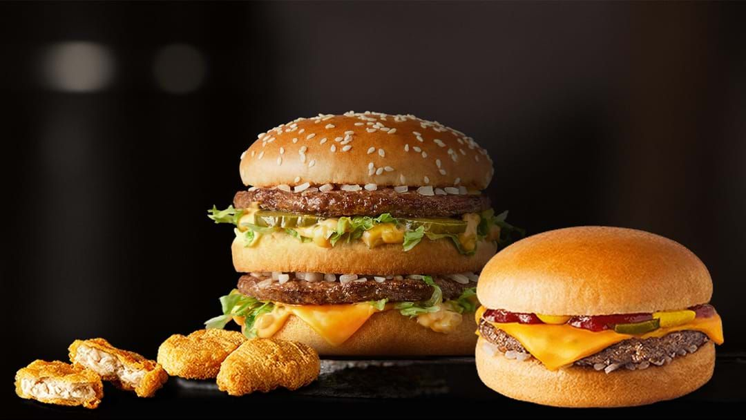 Article heading image for DING DING: Macca's Is Slinging $1 Big Macs, $1 Cheesies And $2 Nuggets