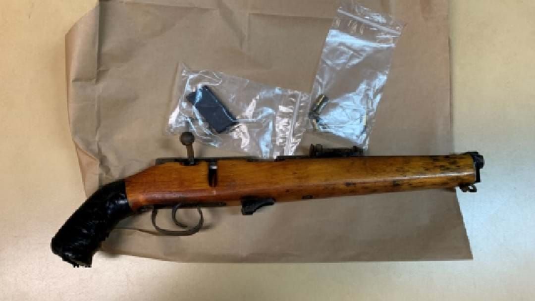 Article heading image for Police Find Gun, Ammo and Drugs After Pulling Over Suspicious Car At Paradise Point