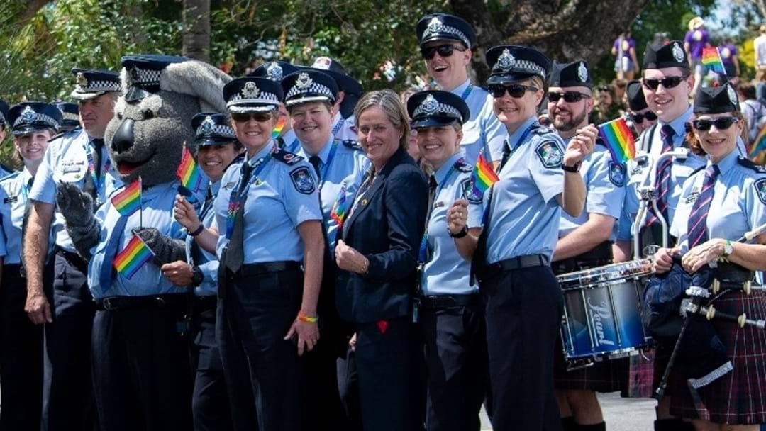 Article heading image for Brisbane Pride Request Uniformed Police Not March