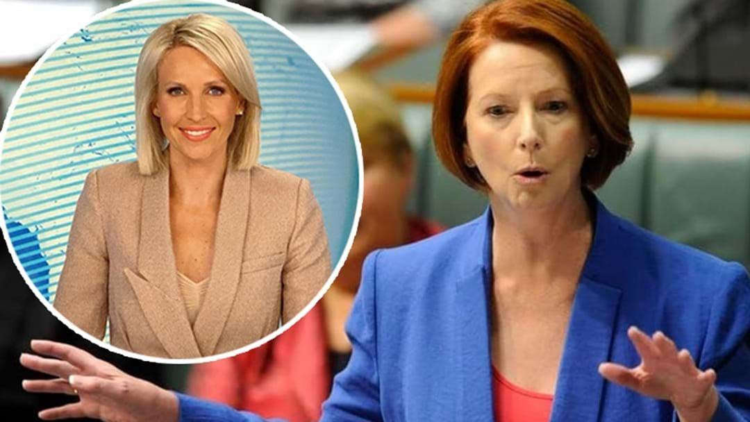 Article heading image for Bec Relates To Julia Gillard's New Speech On The Perception Of Perfect Women