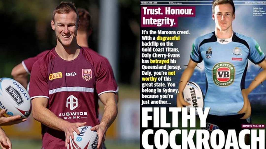 "Article heading image for ""When You're Judged, It Hurts"": Daly Cherry-Evans Opens Up On How He's Portrayed In The Media"