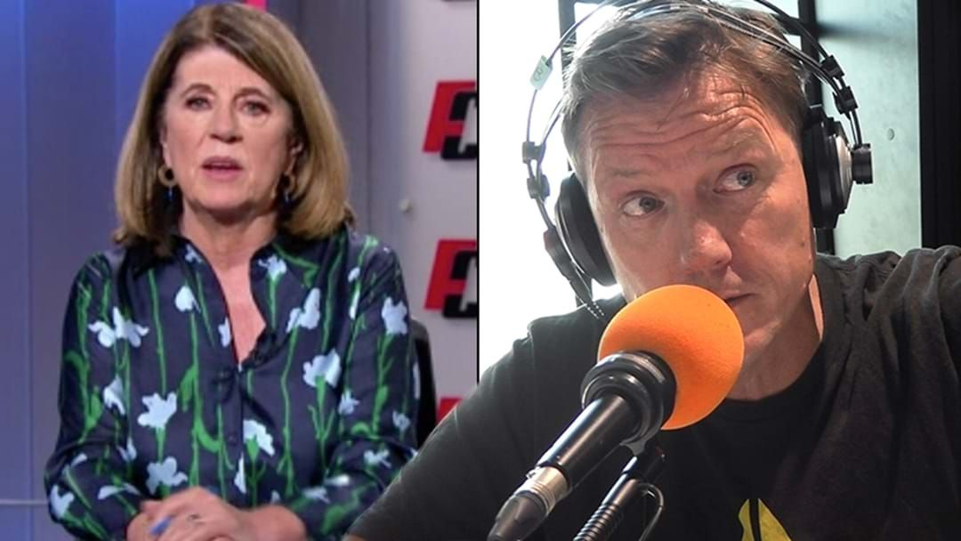 Article heading image for James Brayshaw Responds To Caroline Wilson's North Melbourne Comments