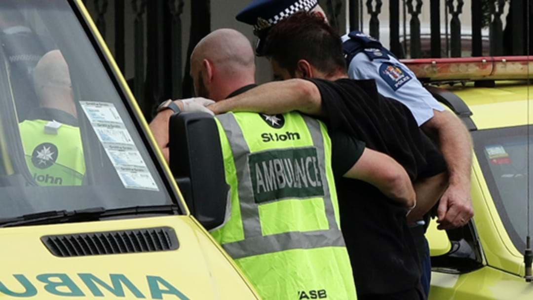 Three Men, One Woman Arrested Over Christchurch Shooting