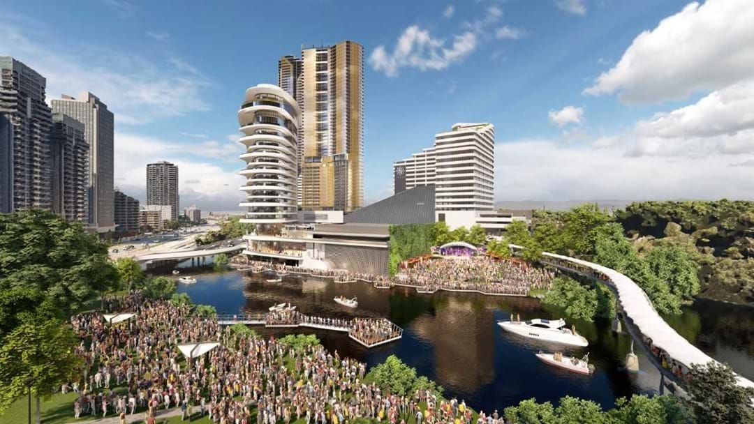 Article heading image for New Concert Venue Proposed Next To Star Casino