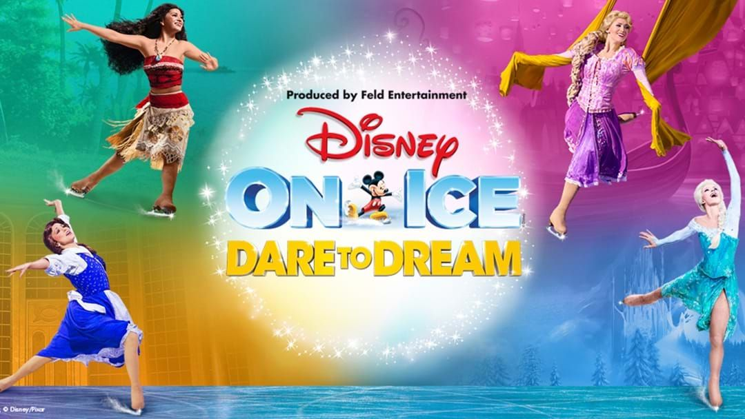 Article heading image for Disney On Ice - Dare to Dream