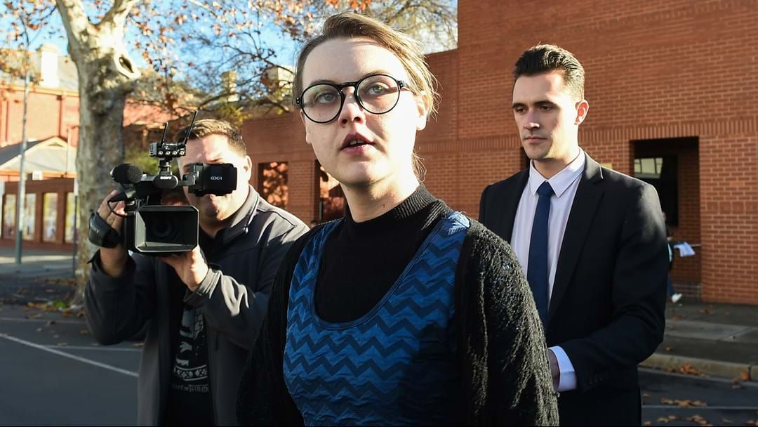 Article heading image for Woman Who Egged Scott Morrison Sentenced In Albury Court