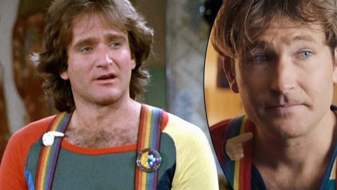 Article heading image for  Actor's Flawless Robin Williams Impersonation Leaves Us Wanting A Biopic