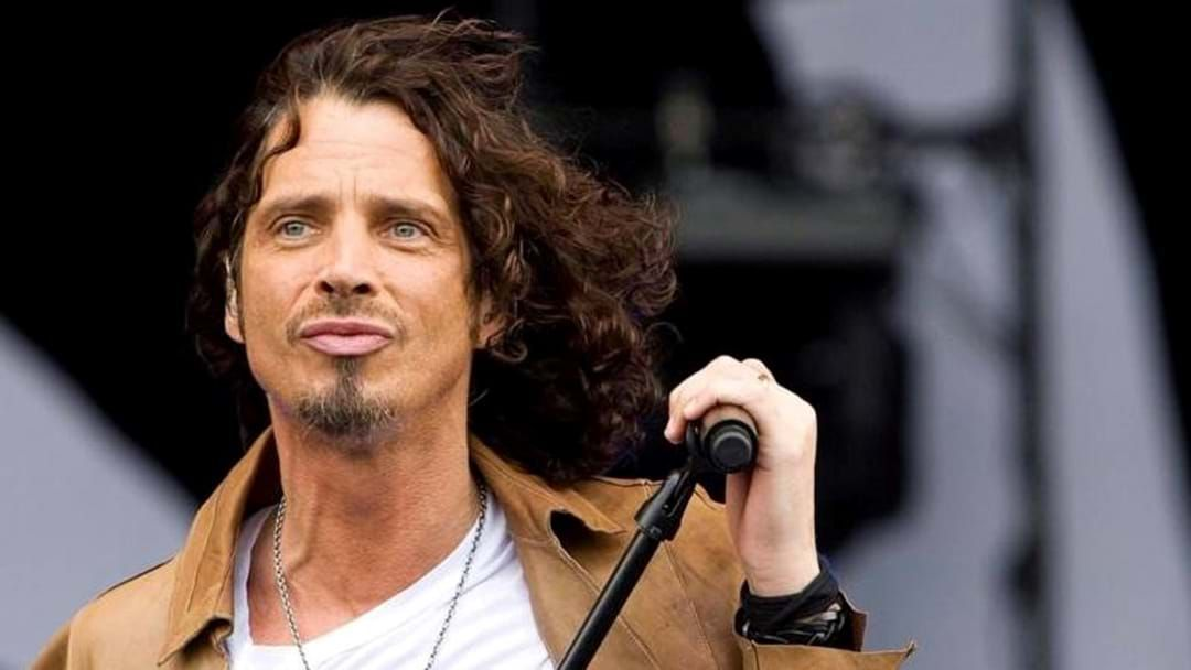 Article heading image for Some Flog Has Vandalised The Chris Cornell Statue In Seattle