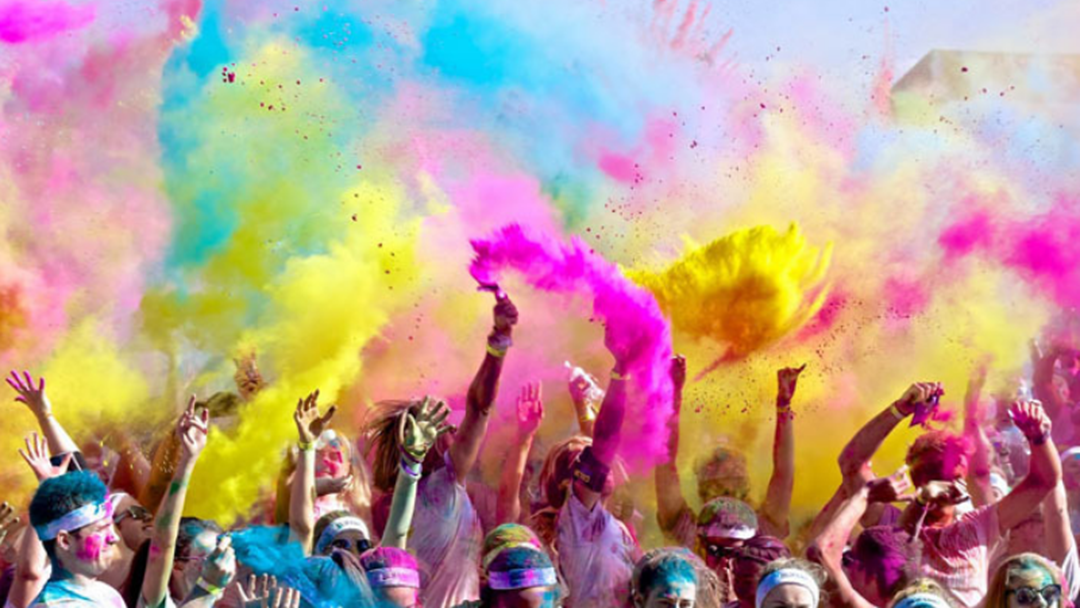 Article heading image for Add Some Colour To Your Weekend At The RGGS Fundraiser Colour Run!