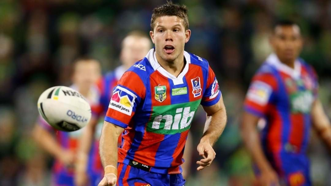 Article heading image for Matty Johns On The Jack Cogger Situation At The Knights