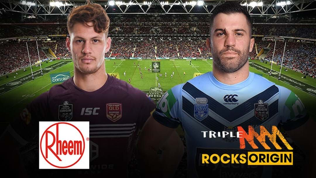 Article heading image for LISTEN LIVE: State Of Origin 1 On-Air Broadcast Schedule