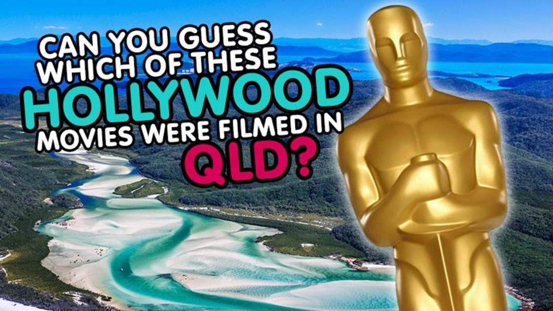 Article heading image for Can you guess which of these Hollywood movies were filmed in QLD?