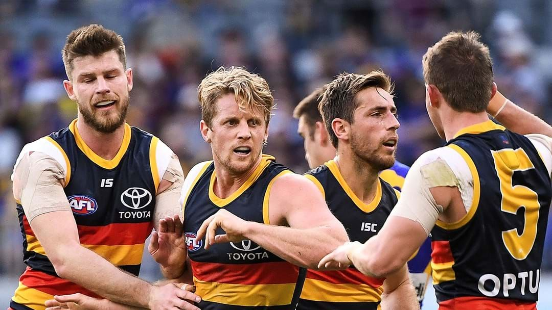 Article heading image for Crows List Manager Justin Reid Says The Club Is Excited With Their Draft Hand