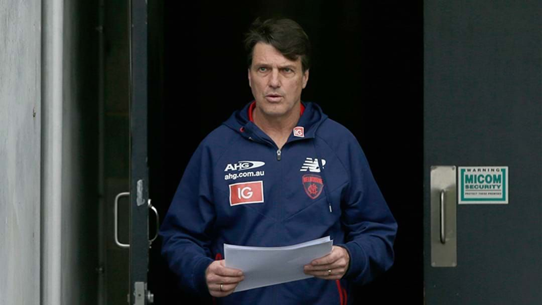 Article heading image for Paul Roos On How The Media Can Better Help Support Senior Coaches