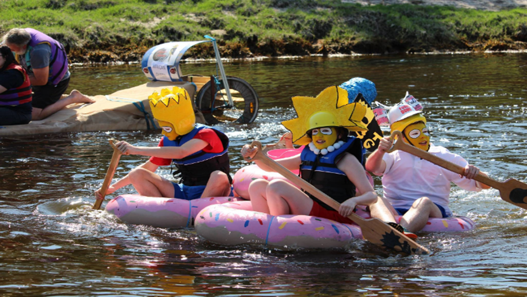 Article heading image for Toodyay Recycled Regatta