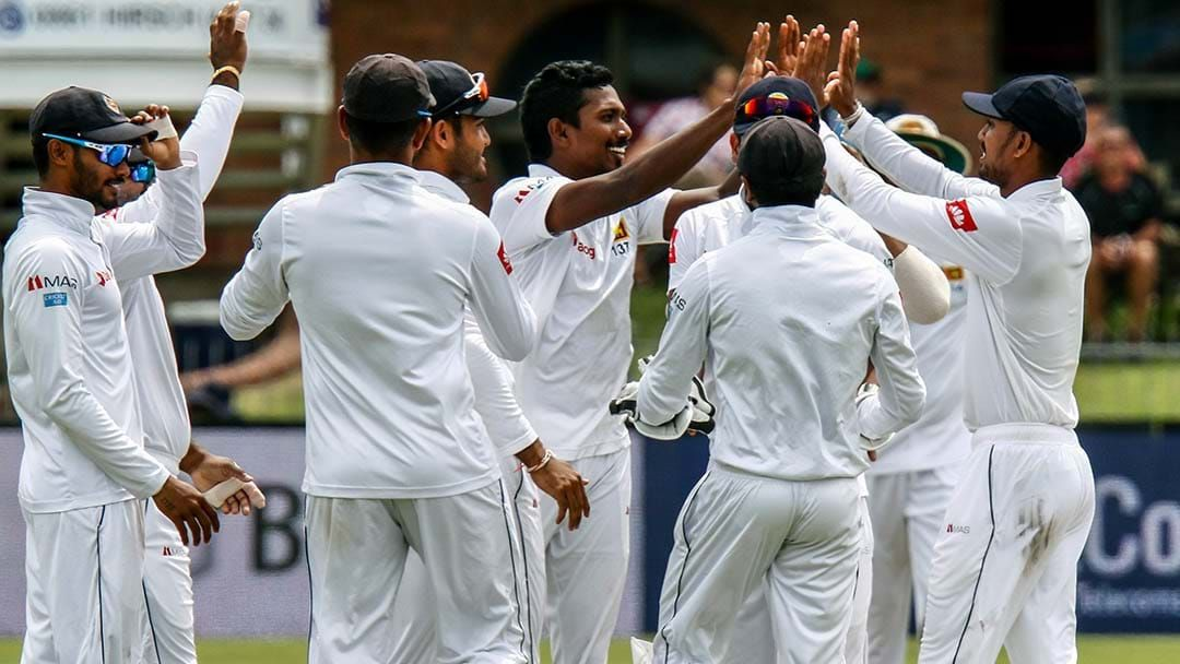 Article heading image for Sri Lanka Are On The Verge Of A Historic Test Series Win Against South Africa