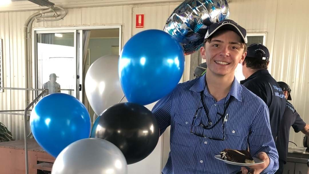 Article heading image for Townsville's Youngest Pilot Has Received His License And We Feel Inadequate
