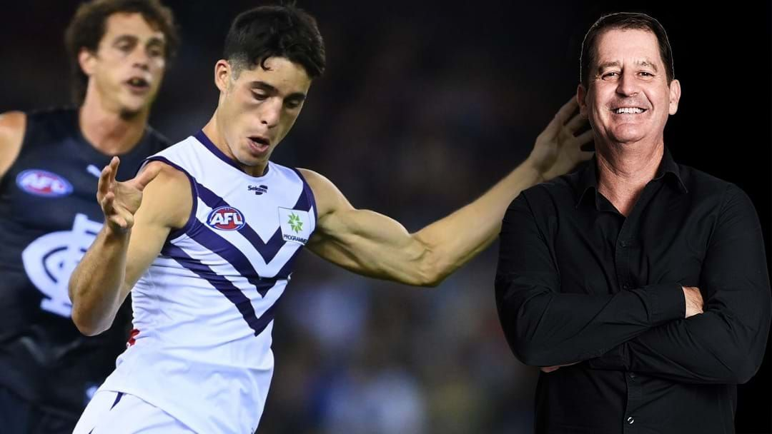 Article heading image for Ross Lyon Urges Carlton To Chase Adam Cerra