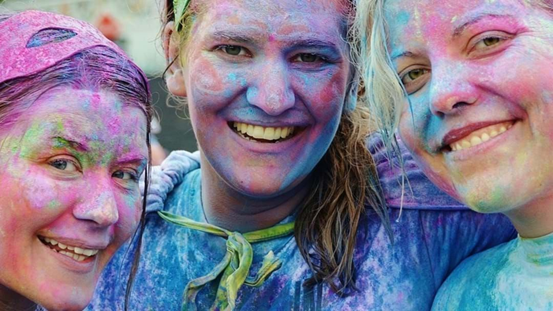 Article heading image for Toowoomba 5k Colour Frenzy