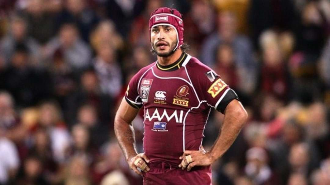 Article heading image for QLD Legend Johnathan Thurston To Auction Off Signed Origin Jersey For Townsville