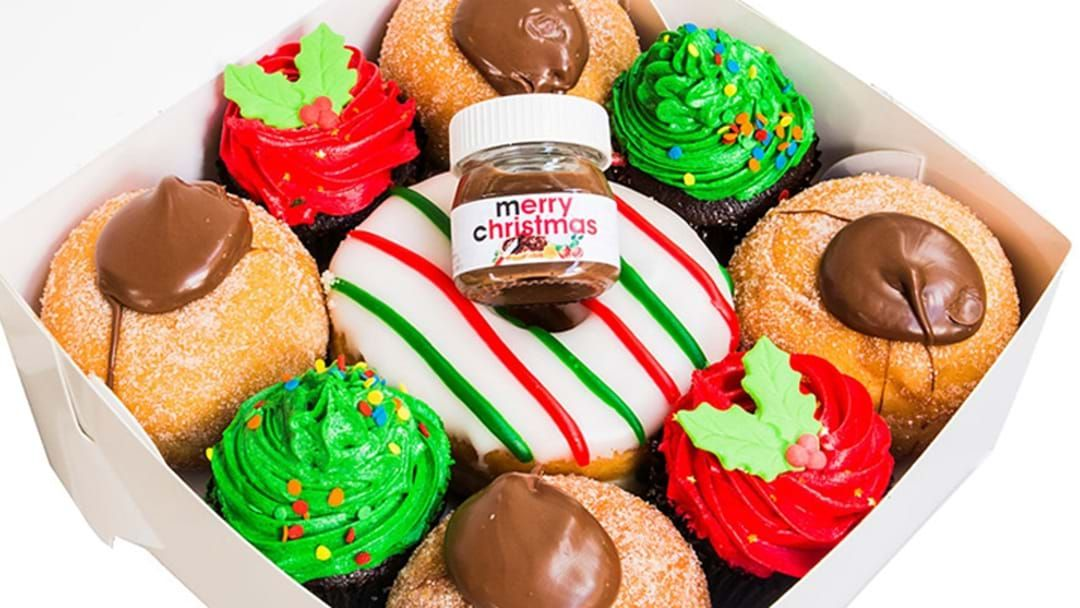 Article heading image for Here's The Perfect Christmas Present For Those Friends With A Sweet Tooth