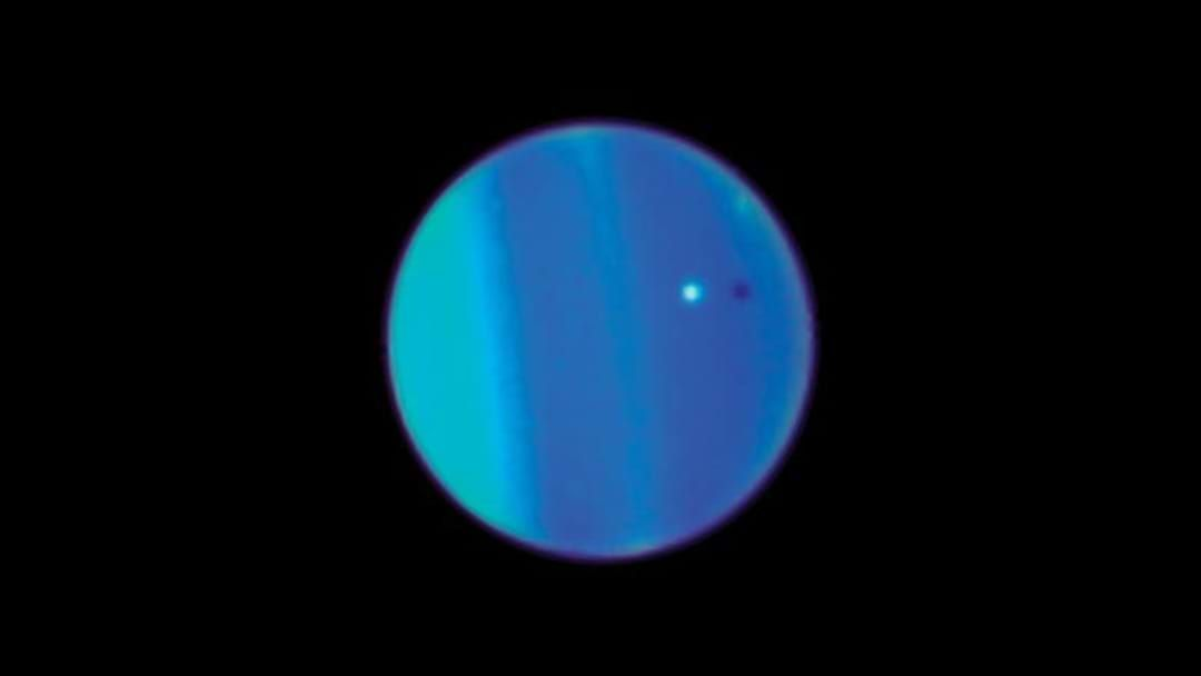 Article heading image for NASA Rumoured To Be About To Probe Deeper Than Ever Into Uranus
