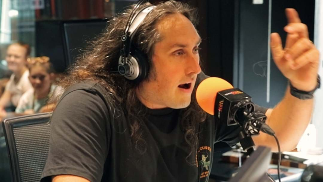 Article heading image for Ross Noble & Mick Molloy Share Their Hilarious Lazy Housemate Stories