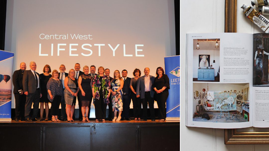 Article heading image for Leeton Is Featured In The Summer Edition Of Central West Lifestyle Magazine