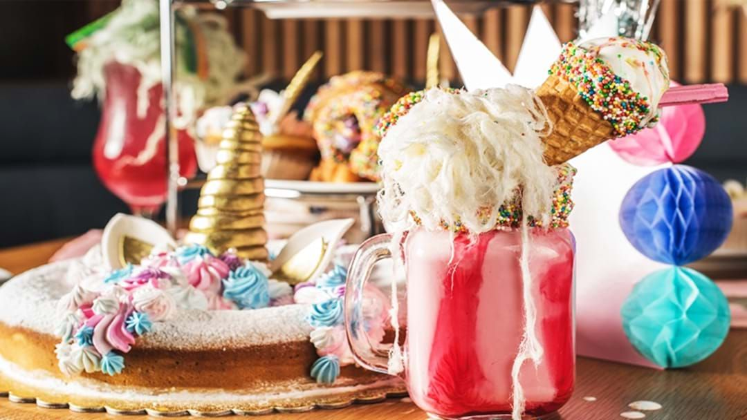 Article heading image for Sydney Is Getting Another Unicorn High Tea