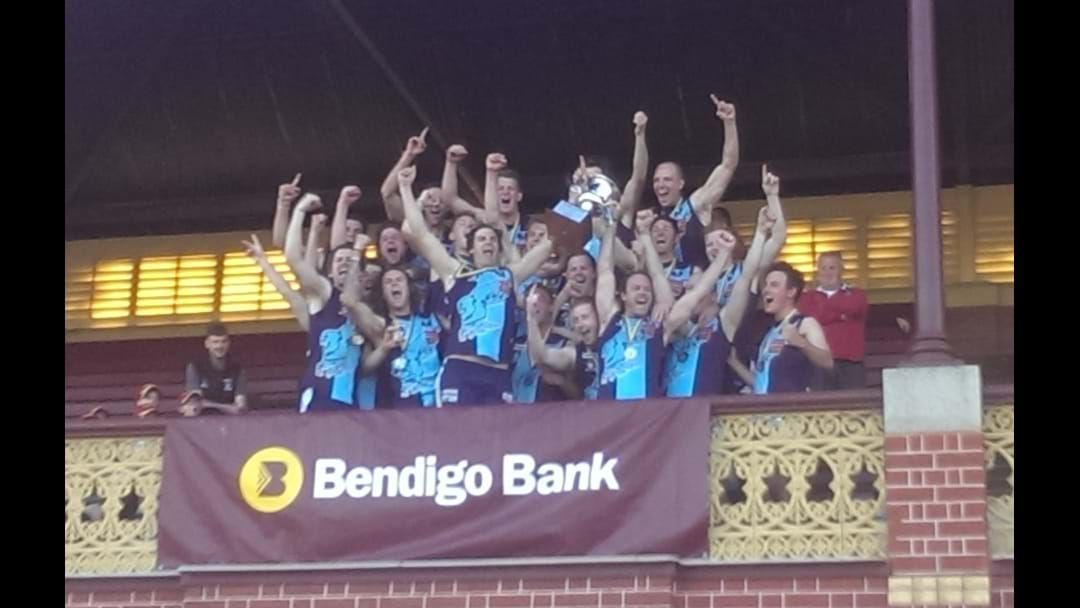 Article heading image for Eaglehawk wins 2018 BFL Premiership!
