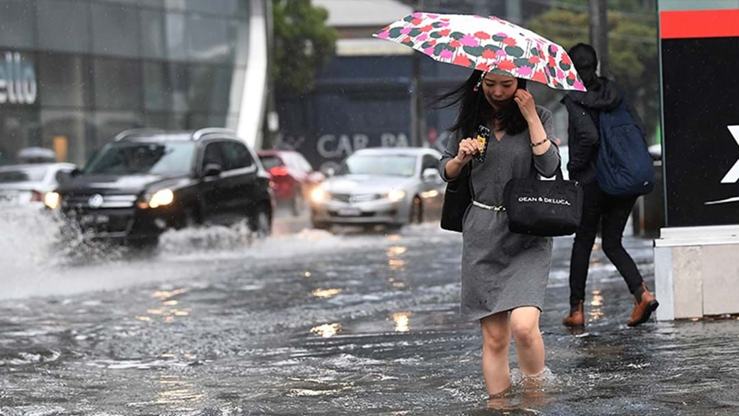 Article heading image for Severe Weather Warning Issued Across Melbourne And Central Victoria For Tonight