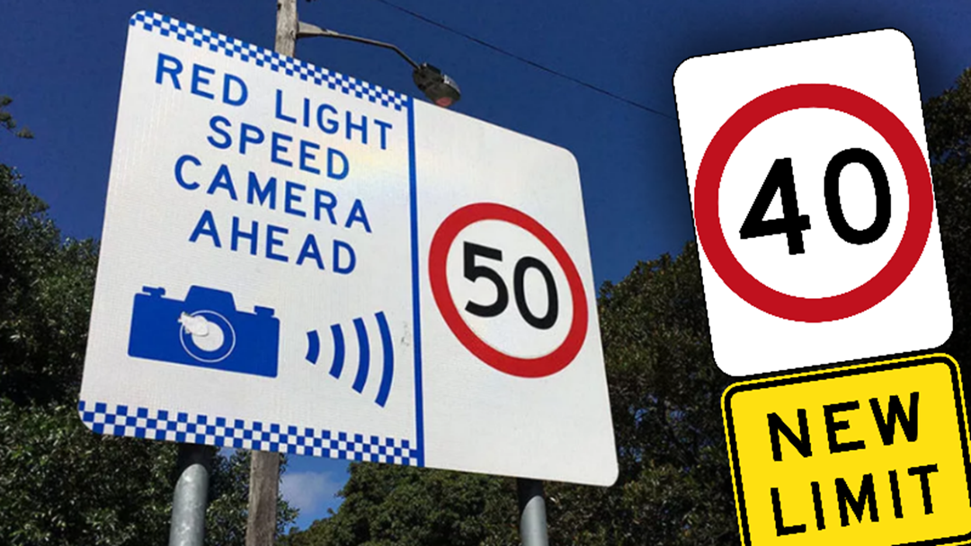 Article heading image for Push To Slash Speed Limit To 40km