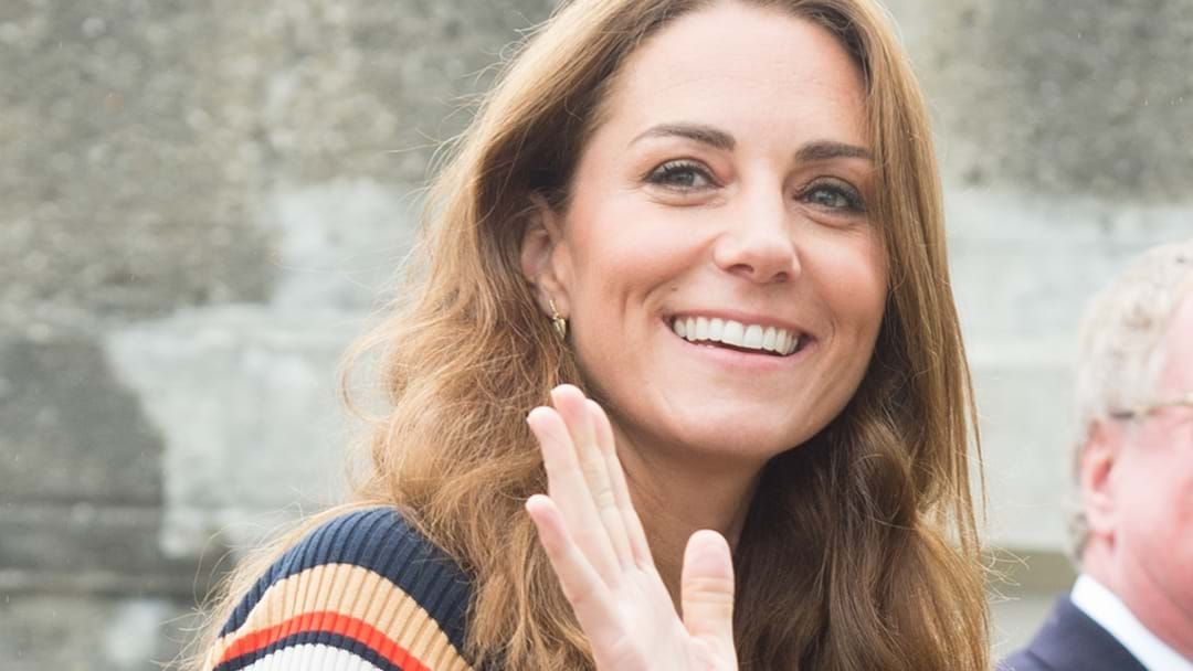 Article heading image for We Just Discovered That Kate Middleton's Favourite Sneakers Are Affordable AF