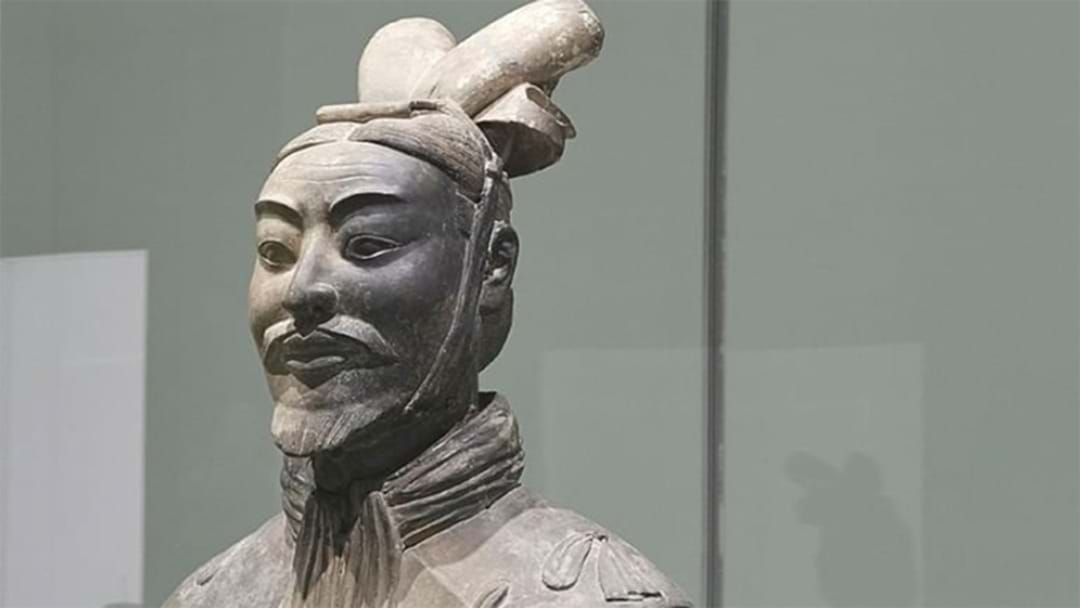 Article heading image for Can't Get To China? The Authentic Terracotta Warriors Have Come To Melbourne
