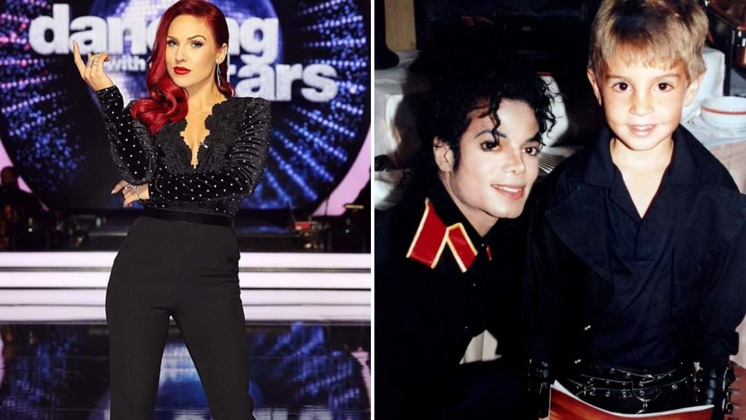 Article heading image for DWTS's Sharna Burgess Reveals How The Leaving Neverland Documentary Has Impacted Her