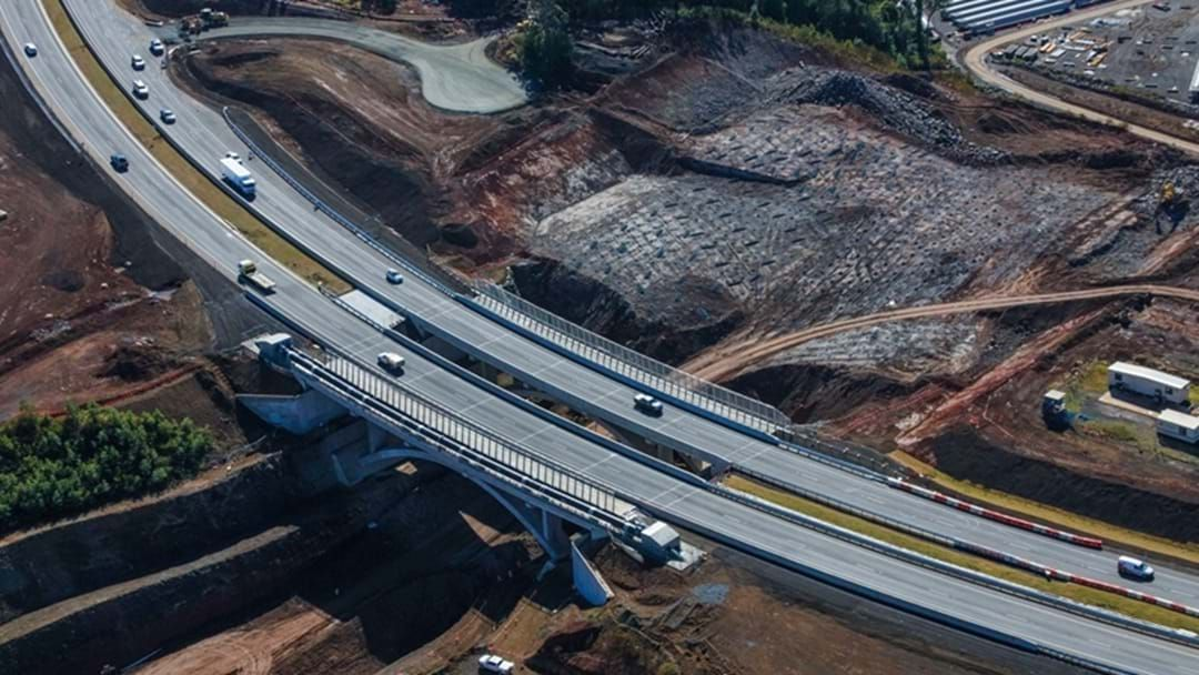 Article heading image for We Have a Date for The Toowoomba Second Range Crossing Opening!!