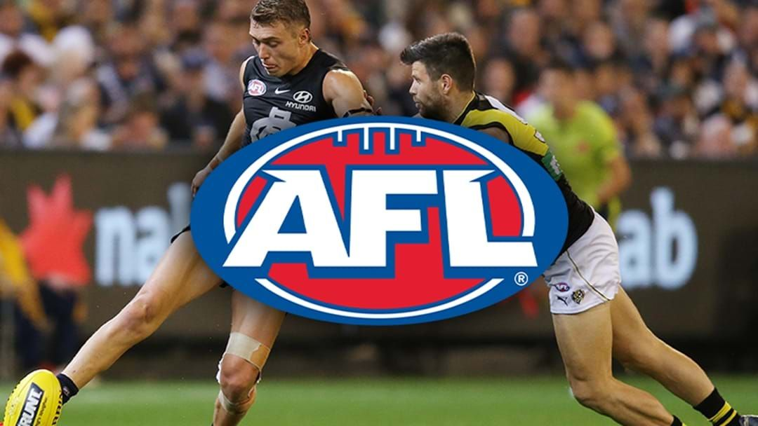 Article heading image for Details Of The AFL Fixture Being Released