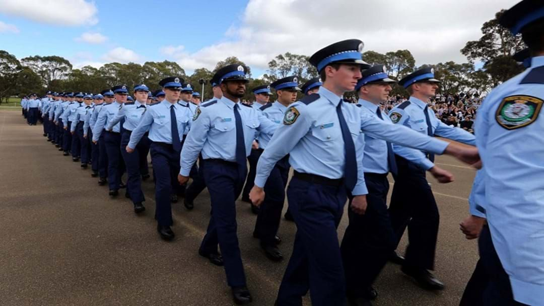 Article heading image for Probationary Constables Sworn into NSW Police Force Today