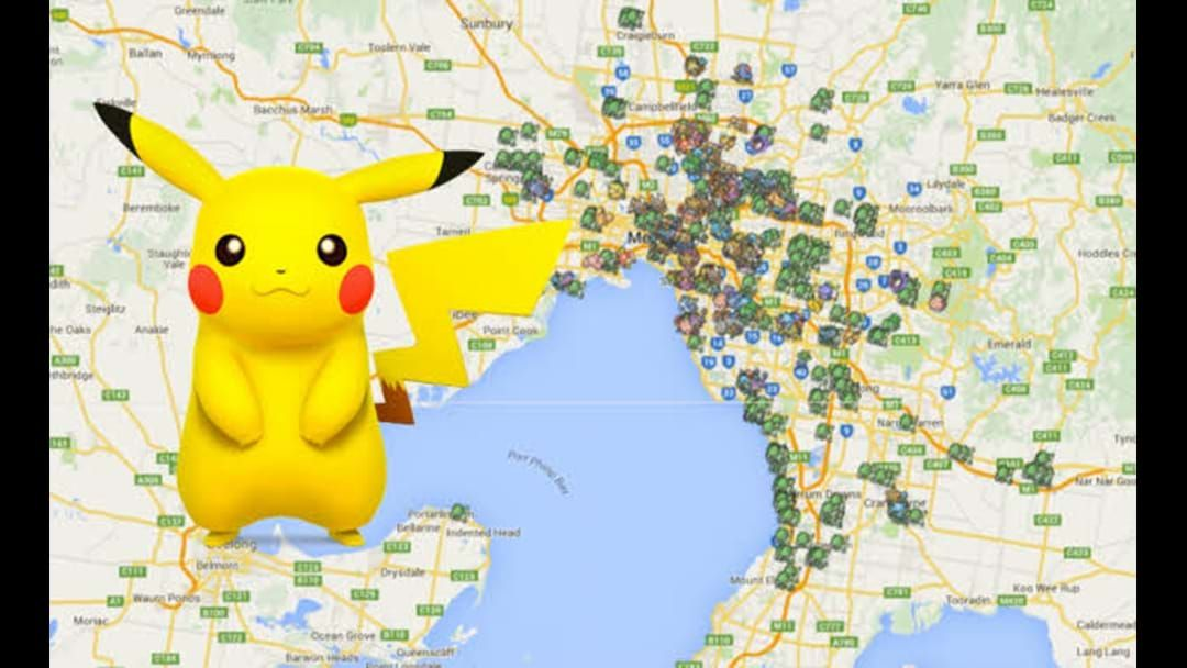 The Ultimate Guide To Catching Pokemon Across Melbourne | Triple M