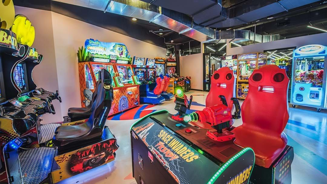 Article heading image for An 1980's Style Arcade Has Opened In Sydney