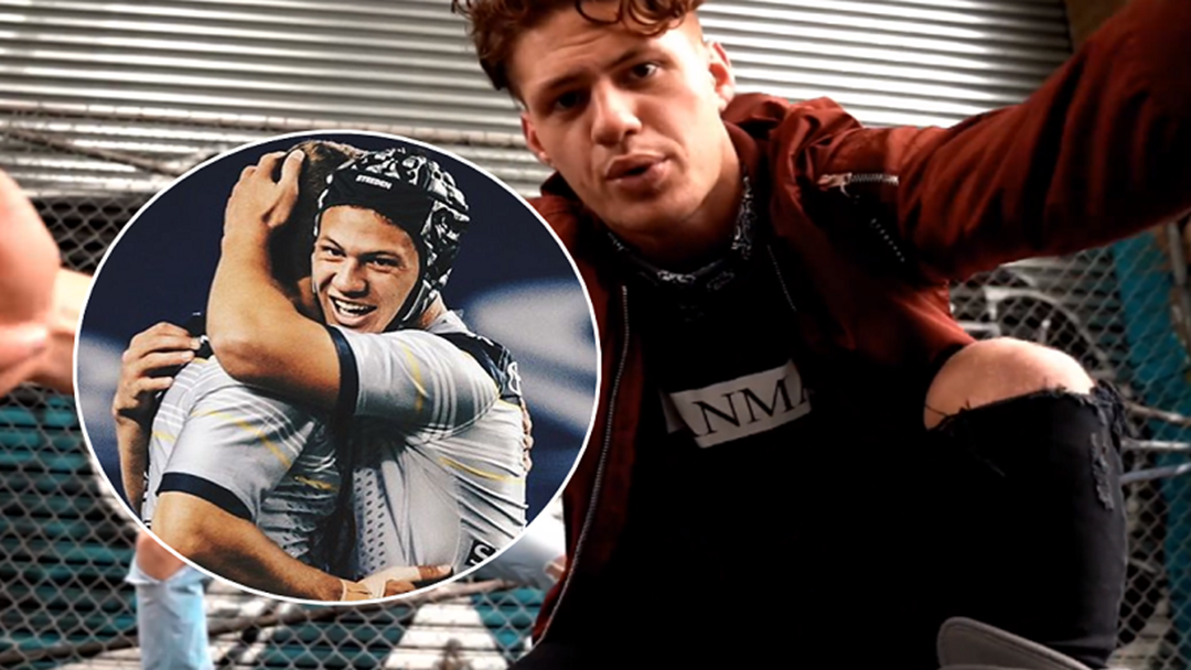 Article heading image for Kalyn Ponga Left The Cowboys To Become...A Rapper?