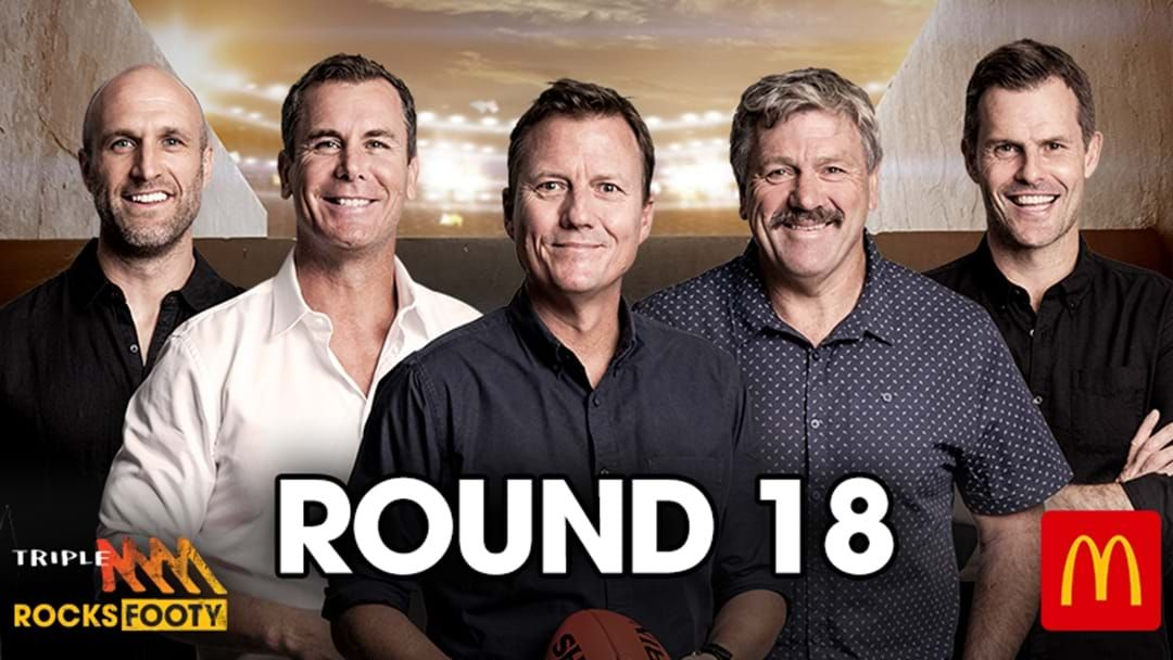 Article heading image for Triple M Footy On Air Coverage Round 18 2020