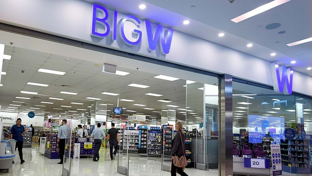 Article heading image for Big W Currently Have Up To 80 Percent Off On Dyson, Apple Watches And More