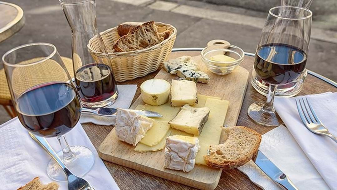 Article heading image for The Best Places In Melbourne For Wine & Cheese
