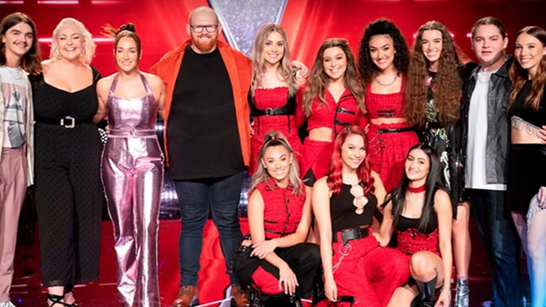 Article heading image for Can You Guess Which 'The Voice' Finalist Never Had Singing Lessons?